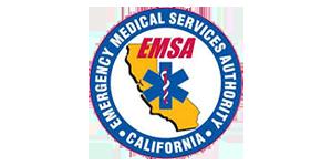 EMSA california logo