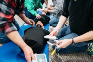 Professional CPR Class Hands On